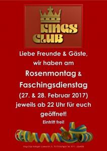 Fasching Kings Luftschlange 2 fertig 2017
